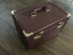 SOLD Cartier Vanity Beauty Box