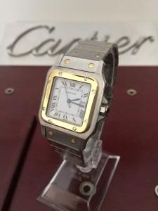 Cartier Santos 18k Gold (SOLD)