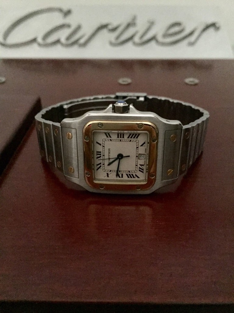 Cartier Quartz002