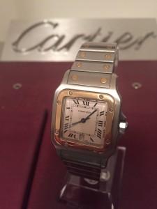 Cartier Santos – 18k Gold (SOLD)